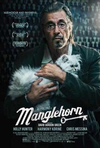Manglehorn poster image