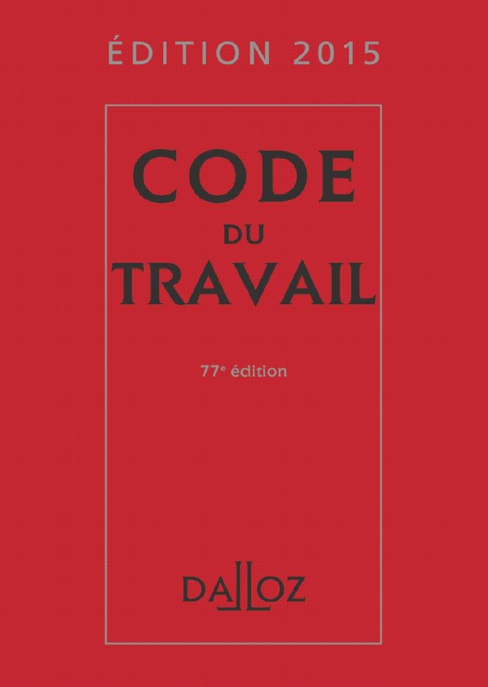 code du travail 2015
