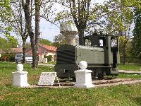 Motrice diesel Schneider.