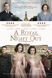 A Royal Night Out poster image