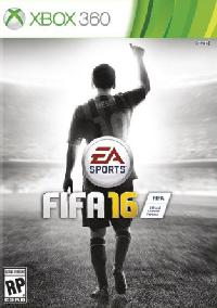 Poster for FIFA 16