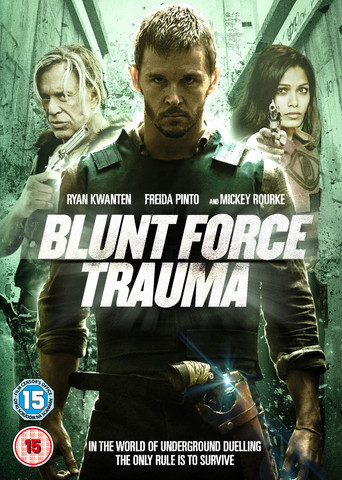 Blunt Force Trauma poster image