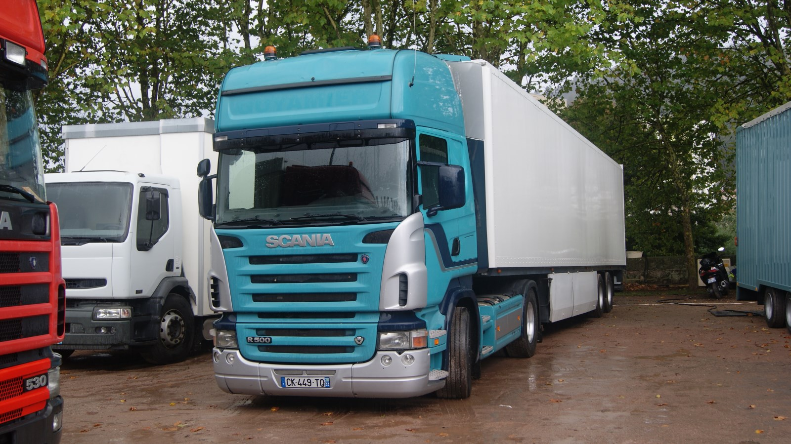 Les camions des Forains 150920065405631634