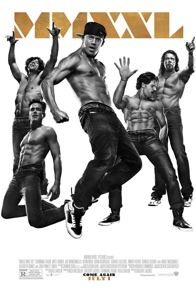 Magic Mike XXL poster image