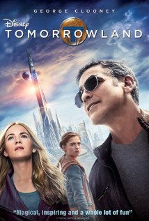 Tomorrowland poster image
