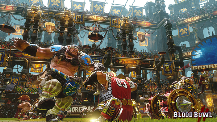 Blood Bowl 2 image 1
