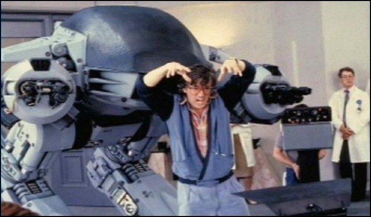 Za kulisami filmów: RoboCop 21