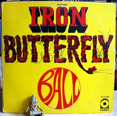 Iron Bitterfly - Ball av