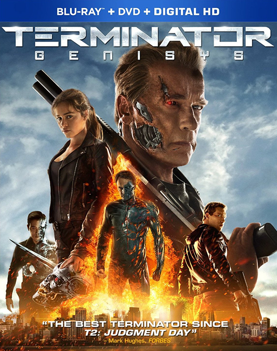 Terminator Genisys poster image
