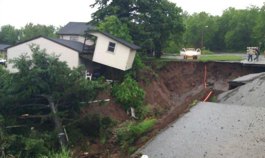 Powódź w Duluth 13