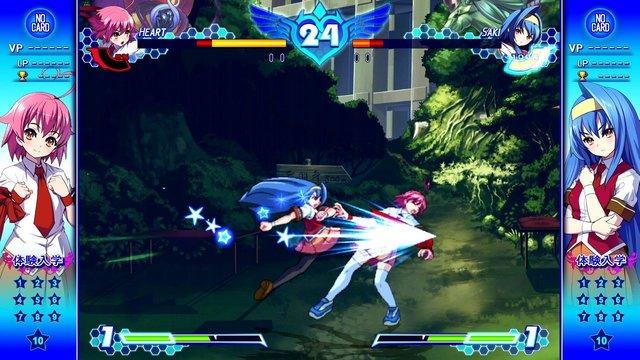 Arcana Heart 3: LOVEMAX!!!!! image 3