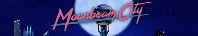 Poster for Moonbeam City