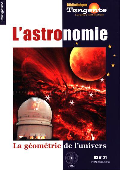 L astronomie : La géométrie de l Univers