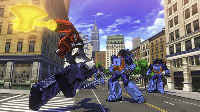 Transformers: Devastation image 3