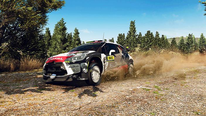 WRC 5 image 2