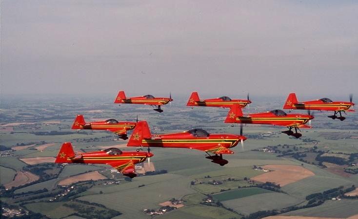 la patrouille acrobatique : la marche verte - Page 8 151005043030767173