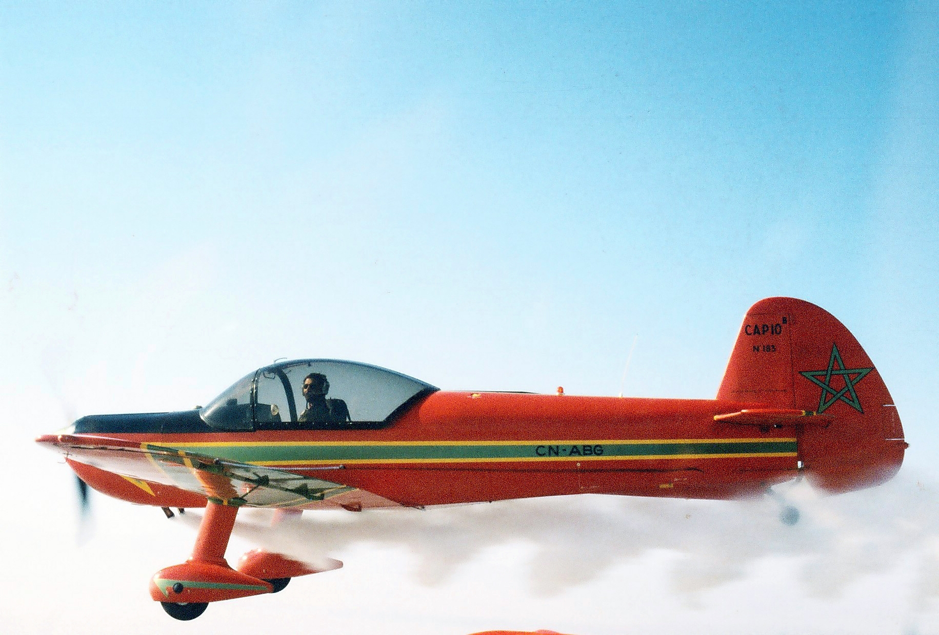 la patrouille acrobatique : la marche verte - Page 8 151005043033477398