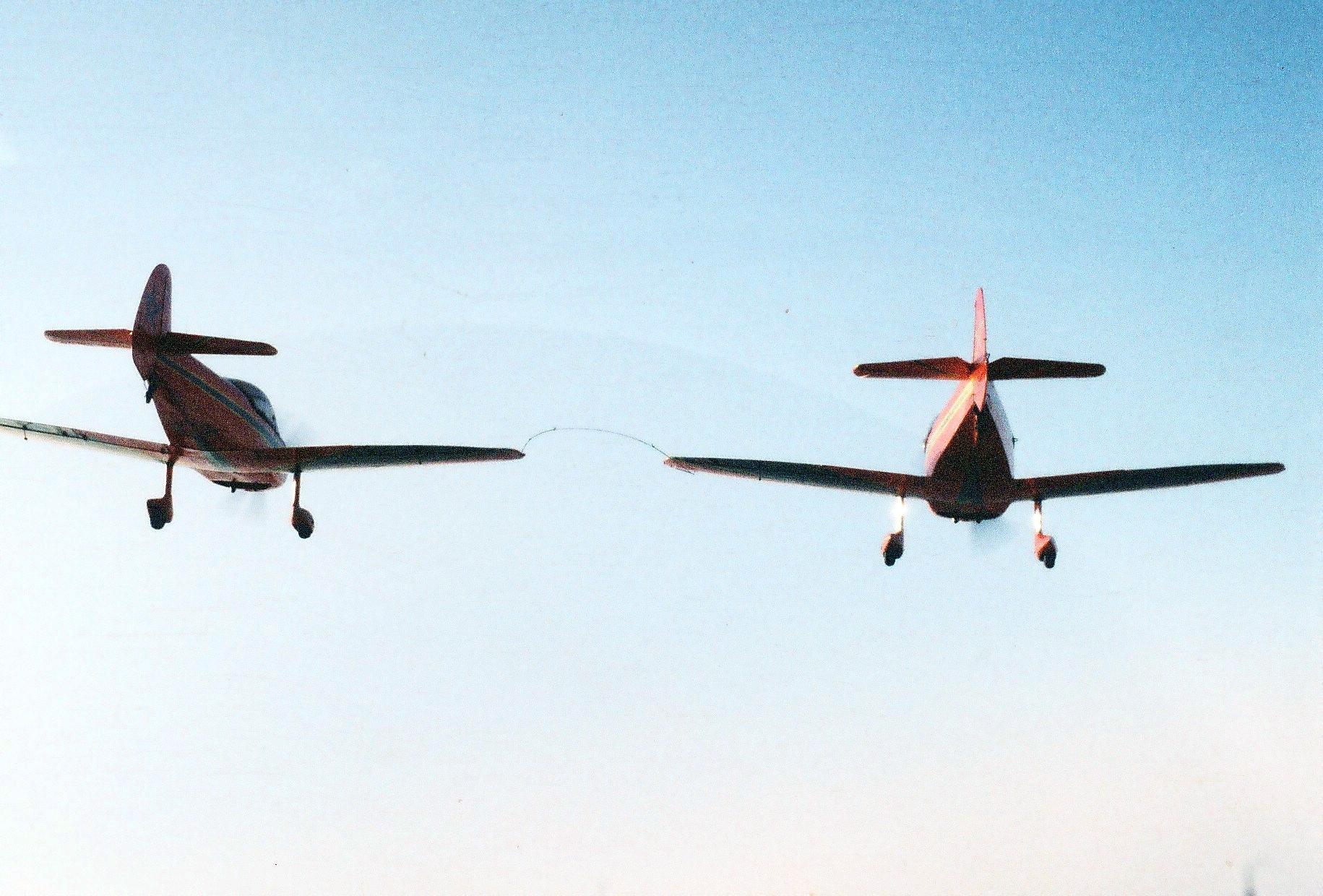 la patrouille acrobatique : la marche verte - Page 8 151005043035769008
