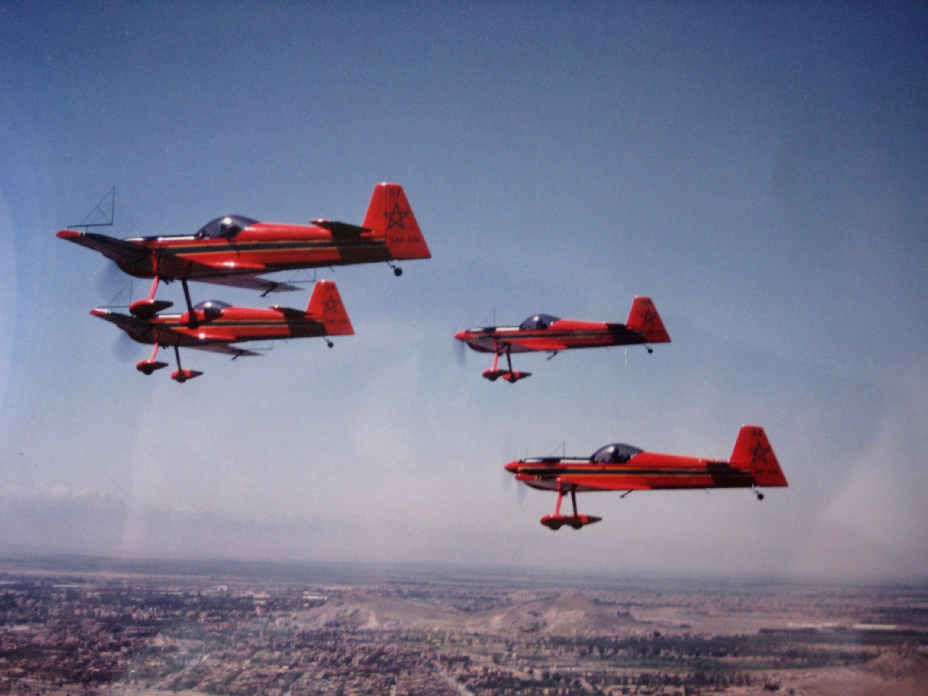 la patrouille acrobatique : la marche verte - Page 8 151005043040503497