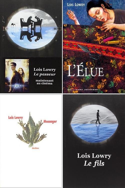Lois Lowry - Série le Quatuor-Le passeur