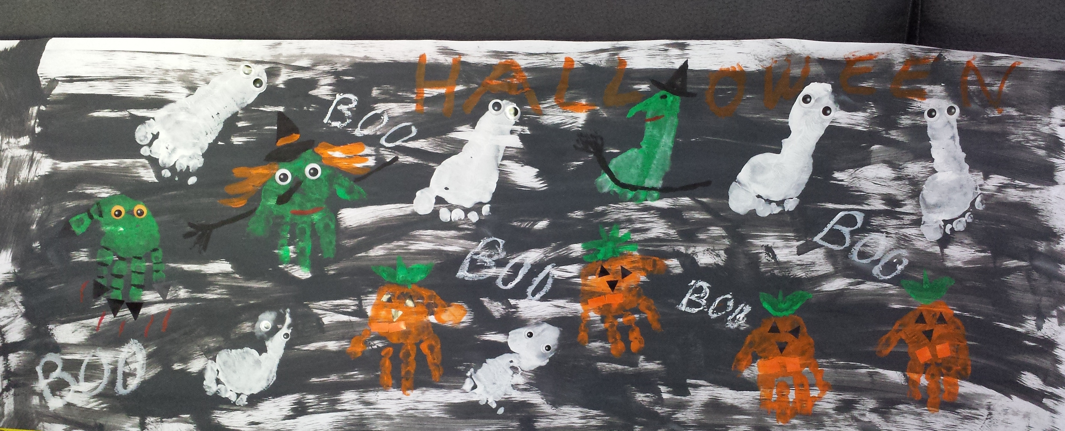 bricolage halloween maternelle. Black Bedroom Furniture Sets. Home Design Ideas