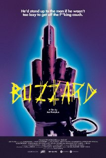 Buzzard poster image