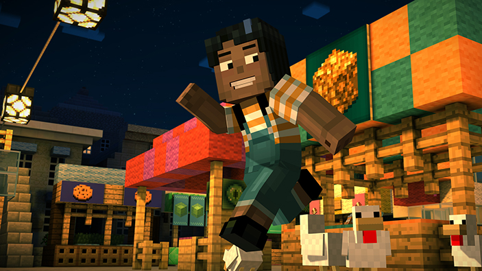 Minecraft: Story Mode - Episode 3 image 3
