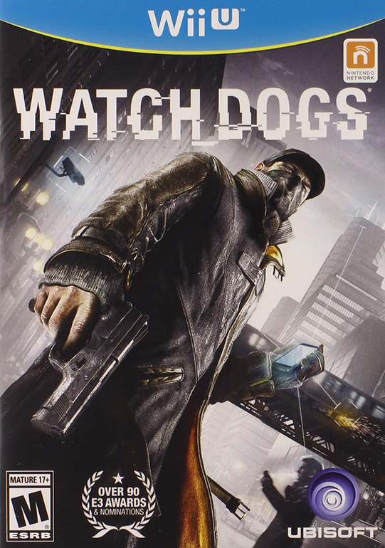Poster for Watch Dogs