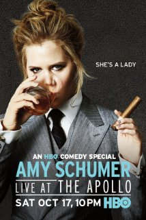 Amy Schumer Live at the Apollo poster image