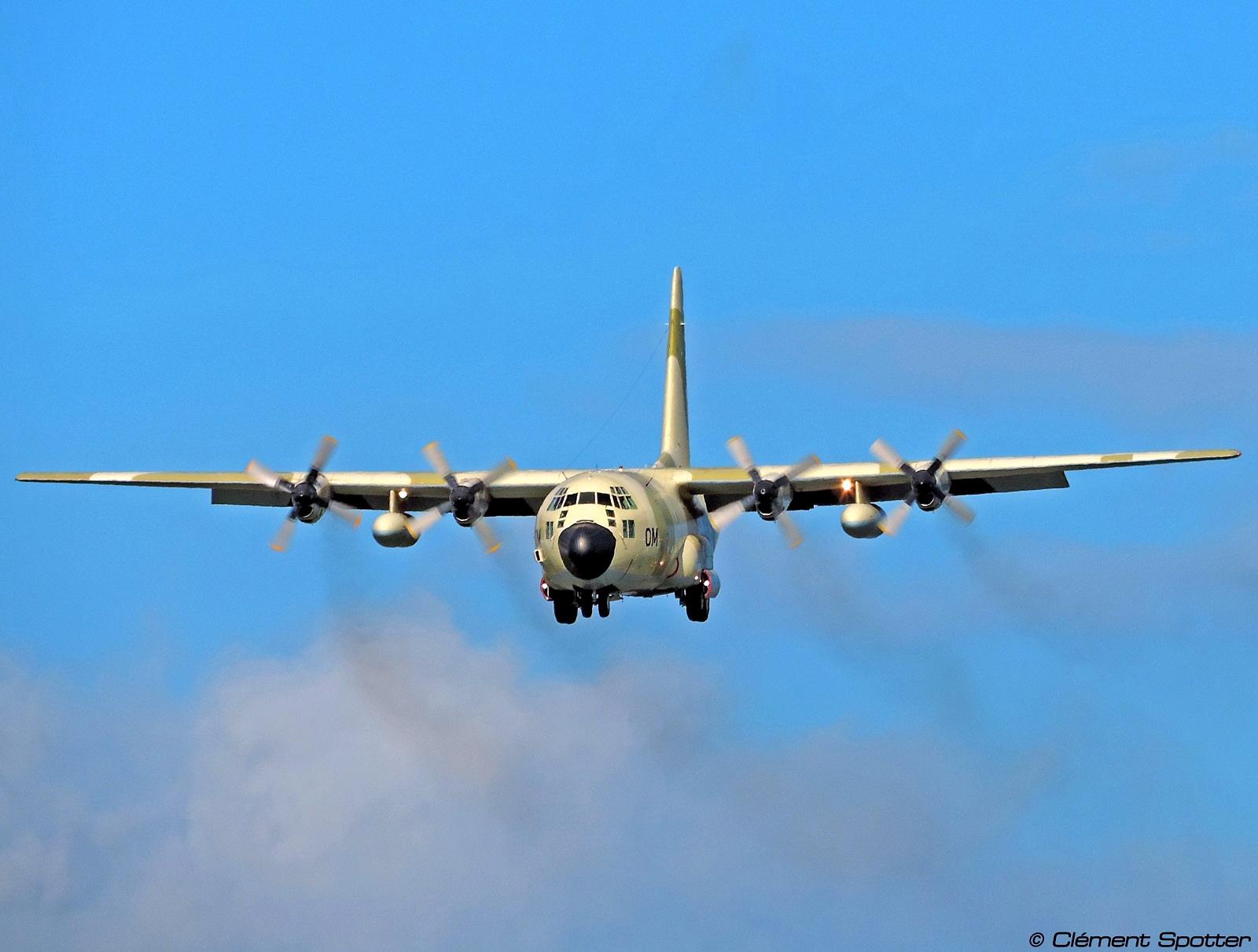 طائرات النقل العاملة بالقوات المسلحة المغربية - صفحة 2 151019052754603369