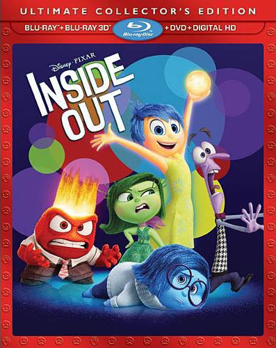 Inside Out poster image