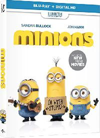 Minions poster image