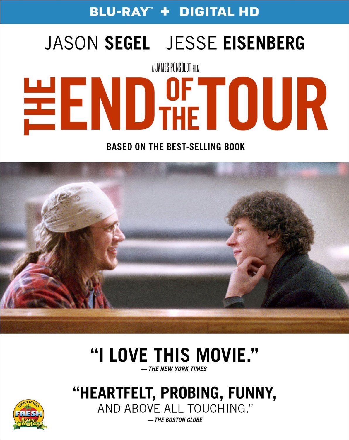 The End of the Tour poster image