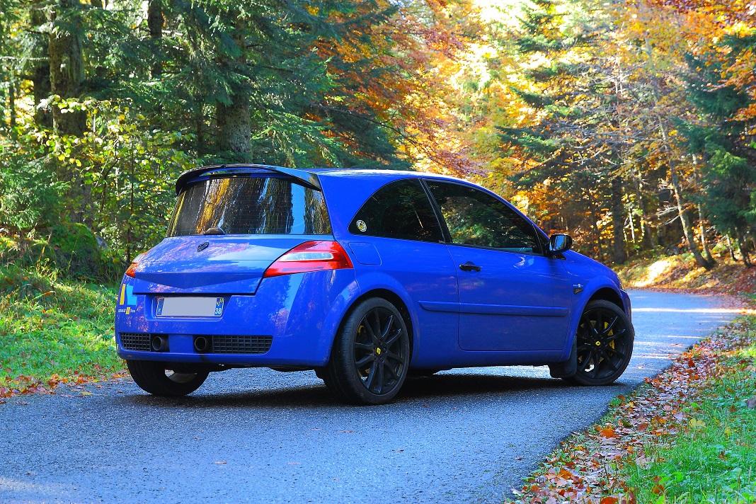 Michelin Pilot Sport >> VENDS Megane 2 RS F1 Team R25