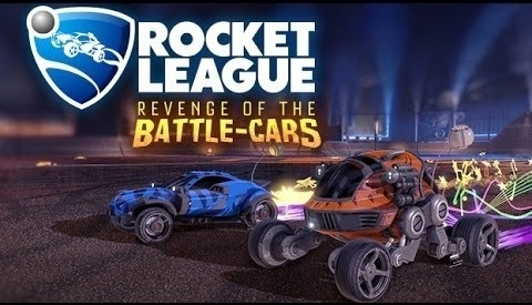 Poster for Rocket League