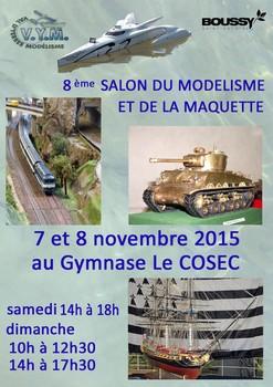 Exposition Multi discipline le 7/8 Novembre 2015 à Boussy St Antoine 91800  151028040906929957