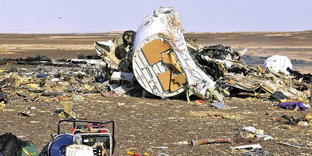 Crash 7K9268  A321 Metrojet/Kogalymavia  - Page 3 151102091443777246