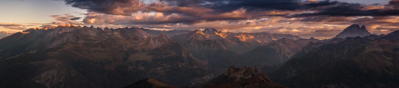 Panorama Ossau 2