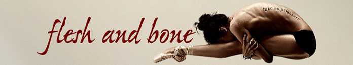 Poster for Flesh and Bone
