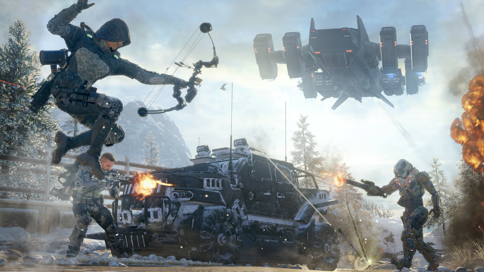 Call of Duty: Black Ops III image 1