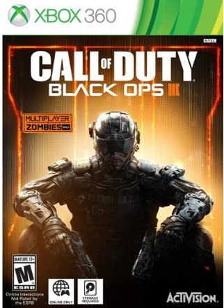 Poster for Call of Duty: Black Ops III