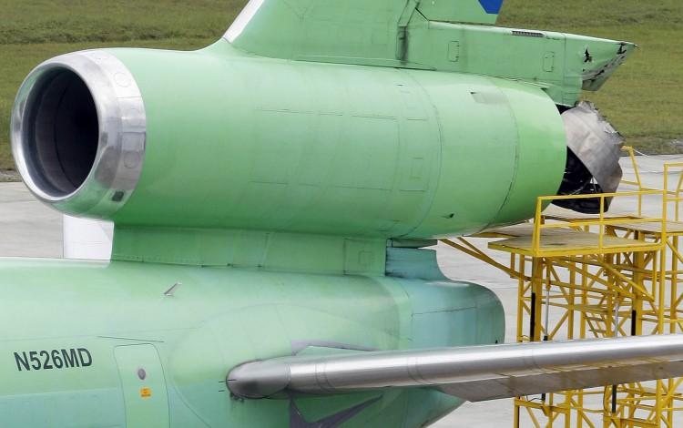 ruptures non contenues disque turbine CF6-50  151105033727684761