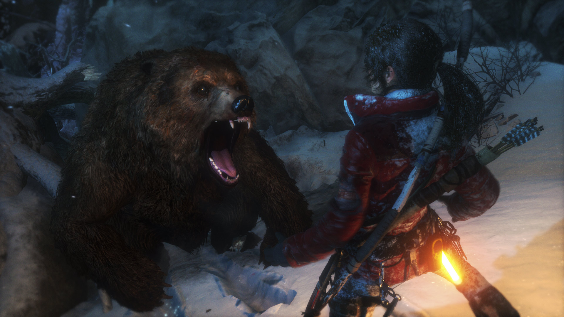 Rise of the Tomb Raider image 2