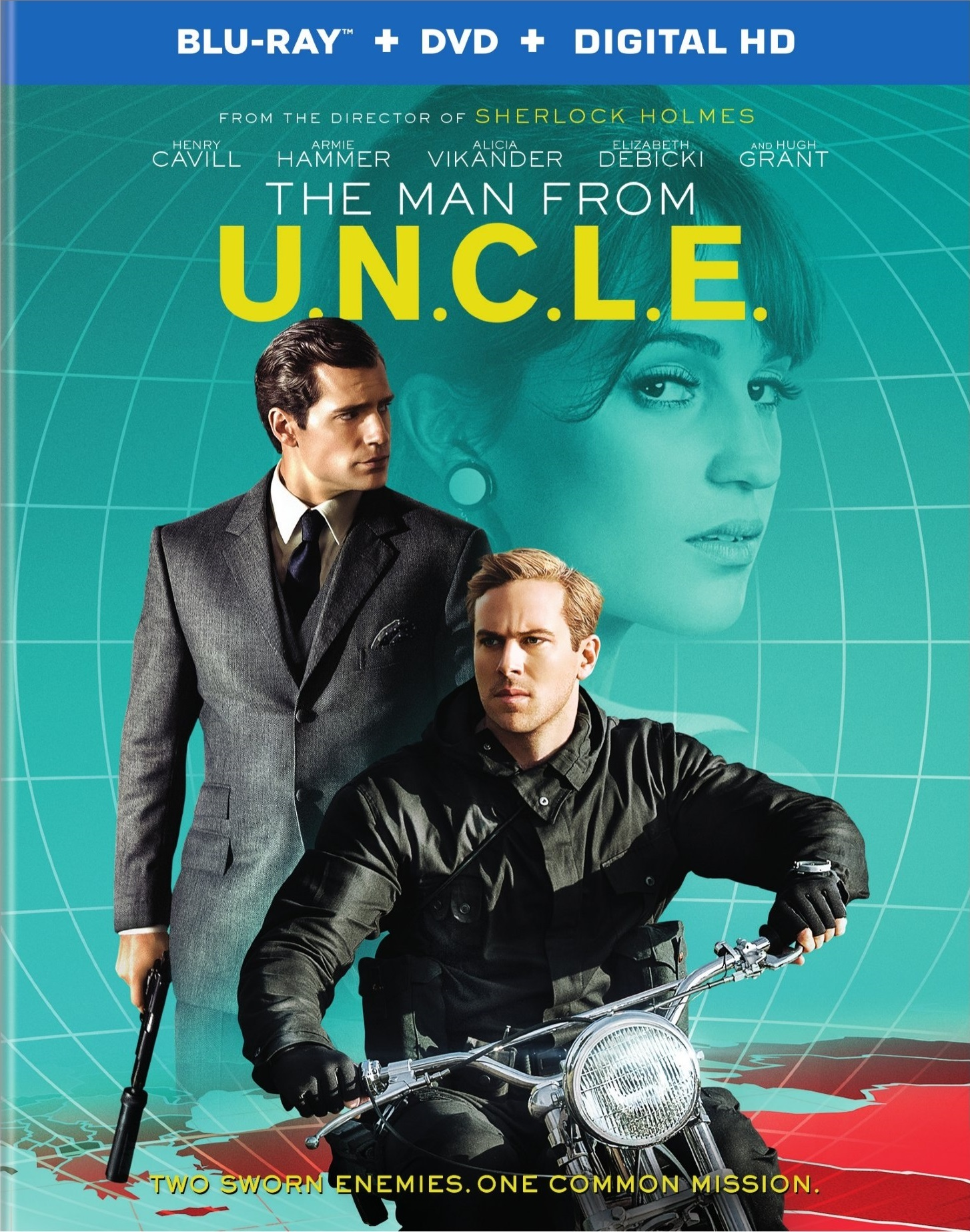 The Man from U.N.C.L.E. poster image