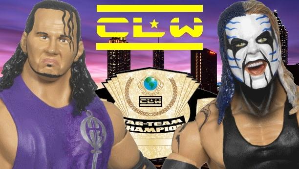 13- The Hardyz (Jeff Hardy & Matt Hardy) – TNA