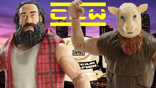 12- The Wyatt Family (Brodie Lee & Erik Rowan) - WWE
