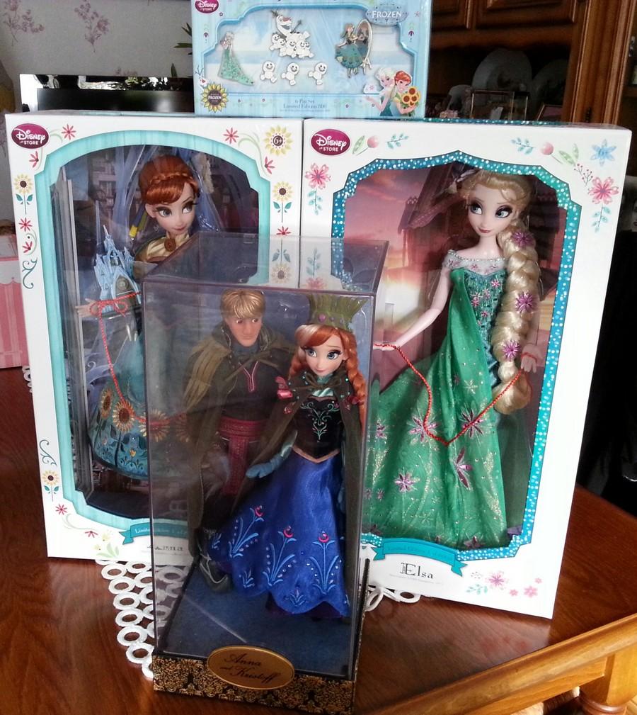 Disney Store Poupées Limited Edition 17'' (depuis 2009) - Page 38 151107024408972963