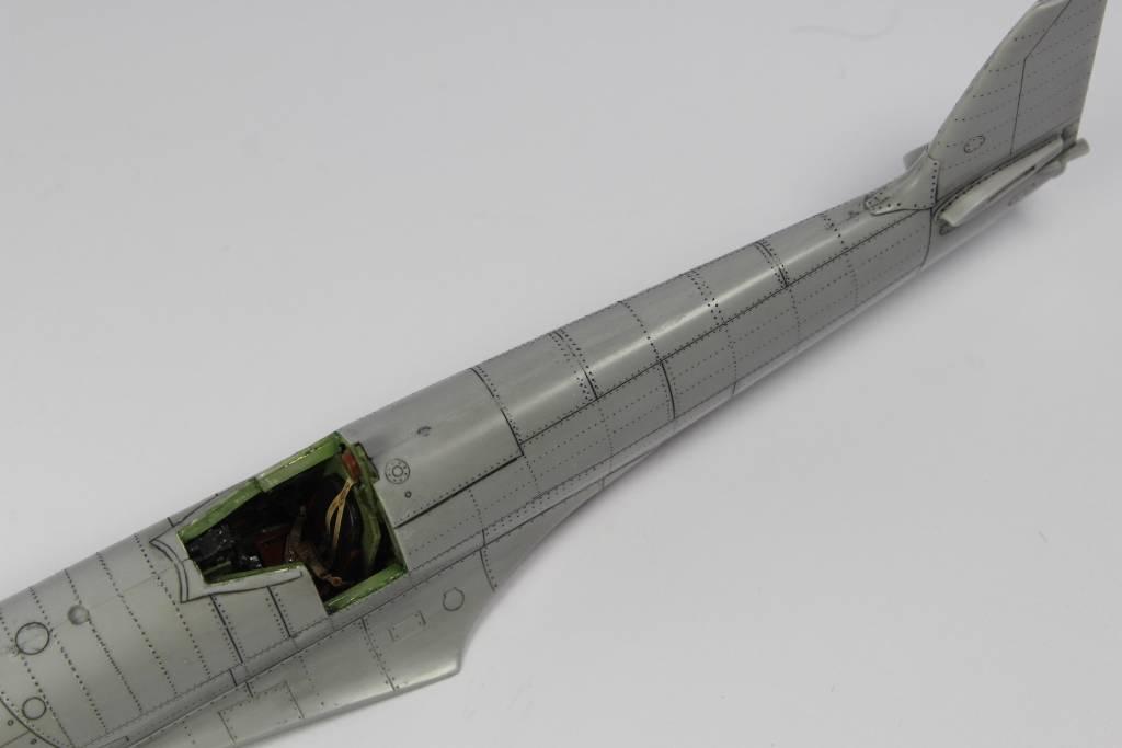 Spitfire F MK 22 , Eduard 1/48 .Limited édition ! 151111032351757889