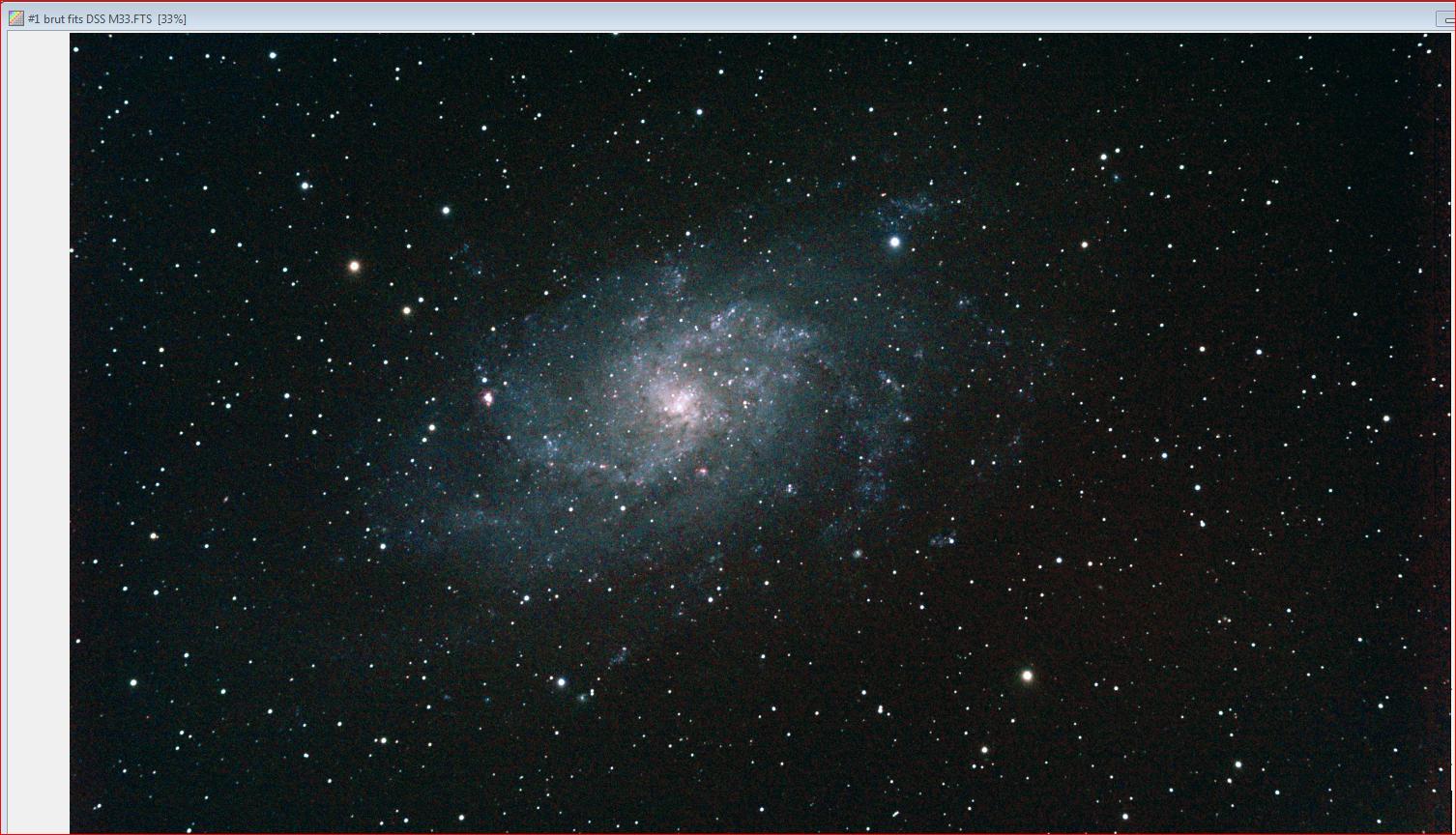 M33 astroArt
