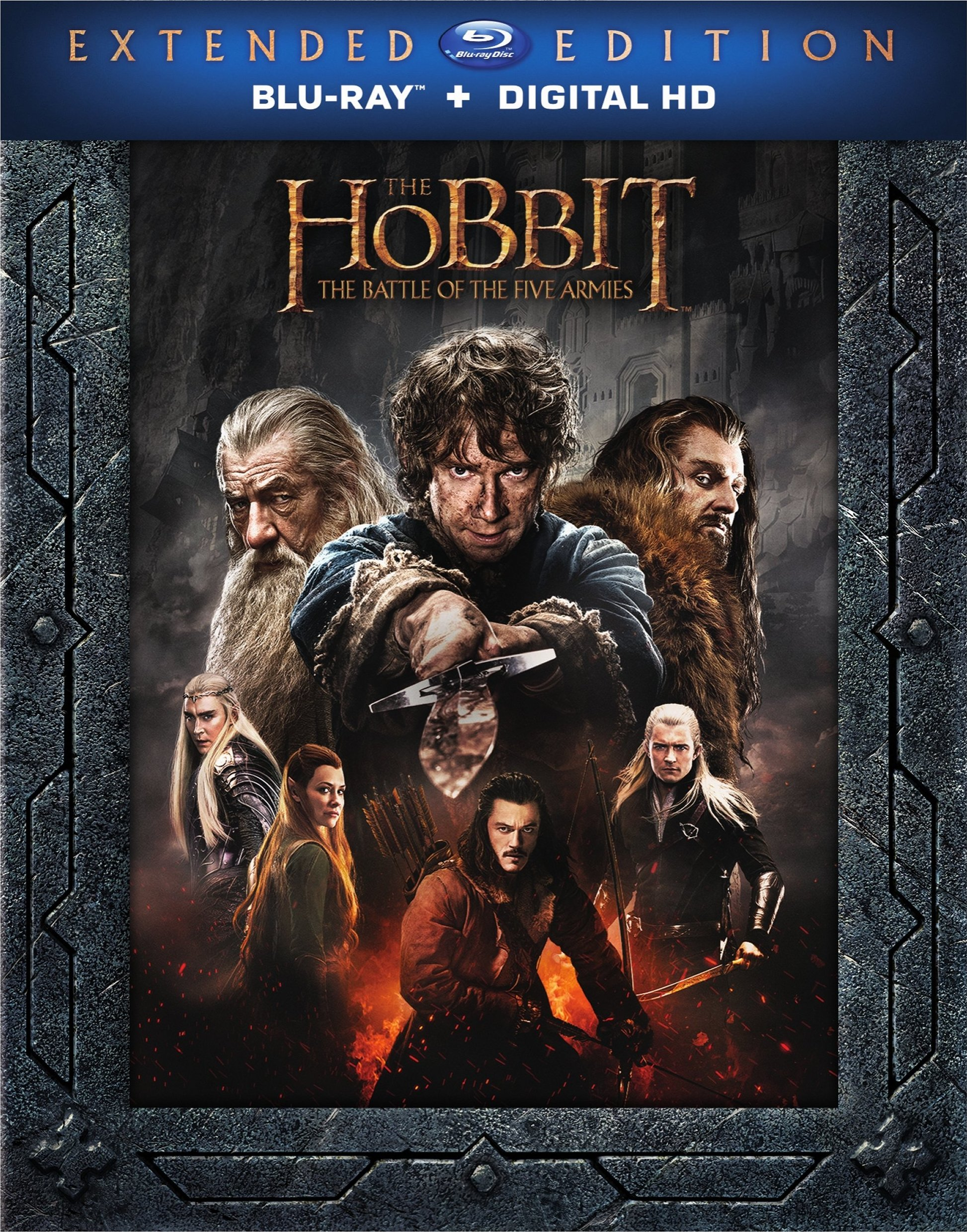 The Hobbit: The Battle of the Five Armies poster image